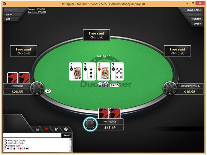 Бездипозитный Бонус Покер
