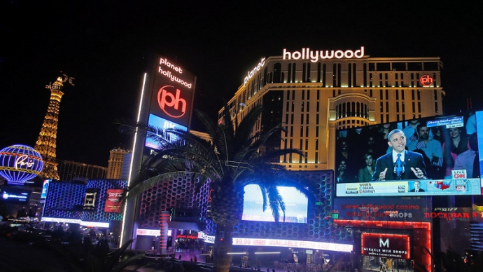 Planet Hollywood Casino
