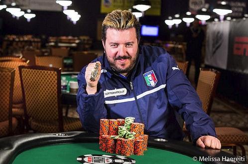 Браслеты мировой серии покера