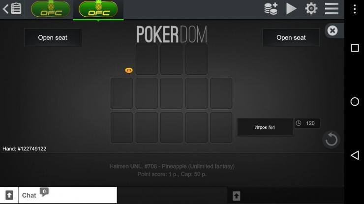 правила покердом