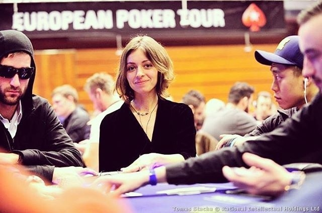 Подпись к фото: I am a winner..of this life #Tonika #poker #Prague #EPTPrague #game #ept @ Hilton Prague