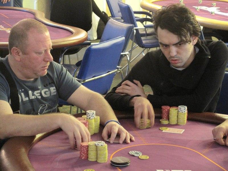Бездепозитный бонус школа покера