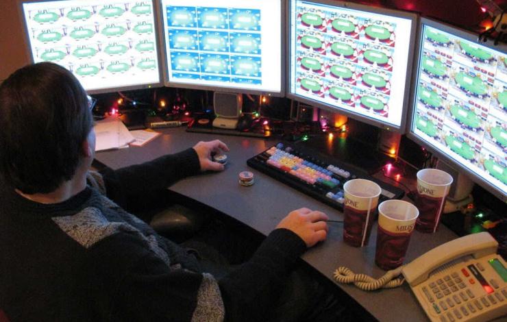 покер столы онлайн