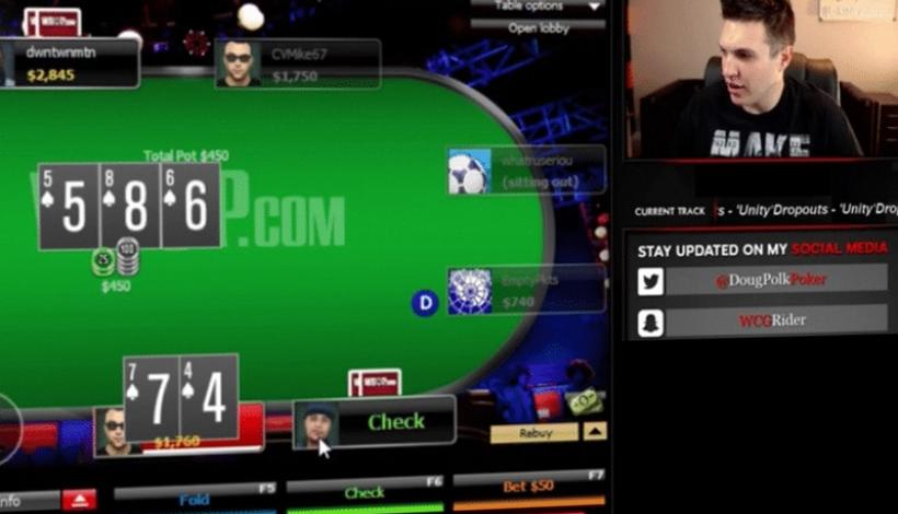 видео по онлайн обучающее покеру
