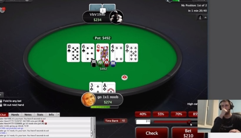 русское покер онлайн игра в видео