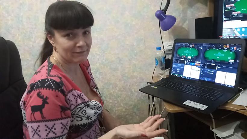 онлайн покер марафон