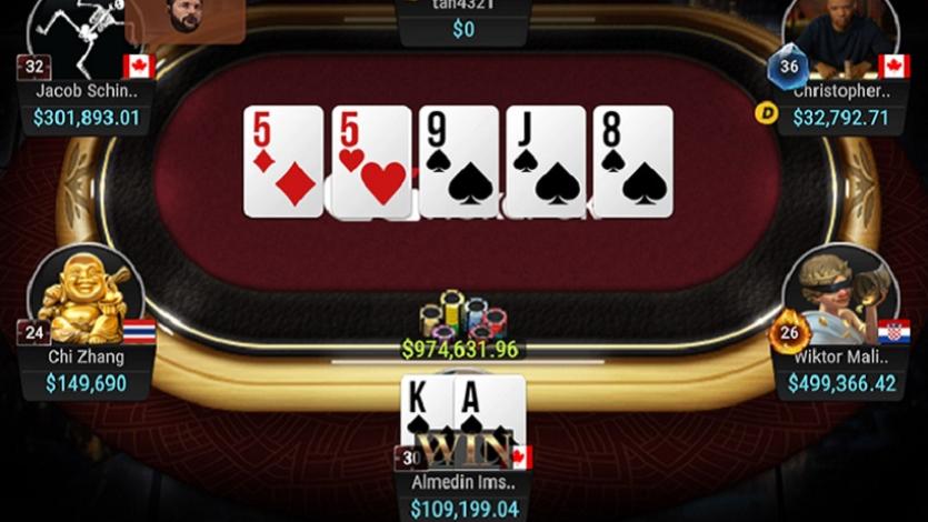 Покер онлайн банк казино мировой клуб