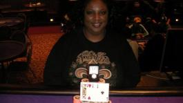 Дафна Тернер вошла в историю WSOP Circuit выиграв 2 турнир