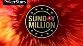 Sosnoviy выиграл PokerStars Sunday Million
