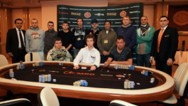Александр Довженко стал победителем Mediterranean Poker Cup 2010