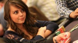 Шарлотта Ван Брабандер - из Counte-Strike в Team PokerStars