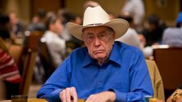 Дойл Брансон: Крестный Отец покера