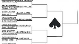 Дэн Jungleman12 Кейтс выбил Фила Айви из NBC Heads-Up Championship