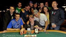 Джейсон Сомервилль выигрывает долгожданный браслет WSOP