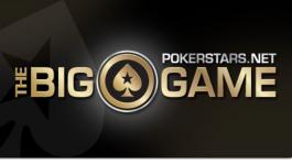 Премьера  второго сезона «Большой игры» («The Big Game») – уже сегодня  на PokerStars.tv!