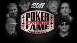 Зал Славы Покера ждет пополнение в 2011 году