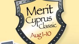 Кипр, 1-10 августа. Merit Cyprus Classic. Гарантия - $850,000!