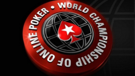 Всю ночь играл на Покерстарс WCOOP-59 2100$ HORSE, к 10 утра занял 6 место