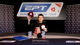 Вадим Курсевич выиграл главный приз в € 875 000 на ЕРТ в Довиле