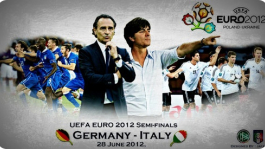 Германия - Италия