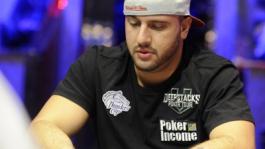 Майкл Мизрахи двукратный чемпион турнира хайроллеров WSOP