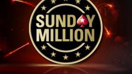 7 лет Sunday Million - Превратите $1 в $1 000 000!