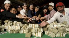 Финалисты WSOP 2008