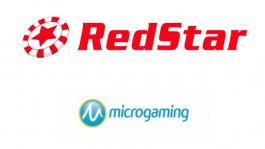Срочная новость: RedStar переходит в Microgaming