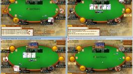 Новый вод с NL 100 покерстарс