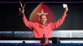 ЕРТ Барселона: Виталий Лункин – победитель турнира суперхайроллеров!