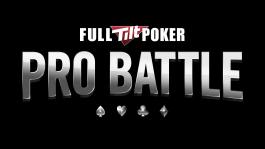 Сразись с профессионалами на Full Tilt Poker Pro Battle
