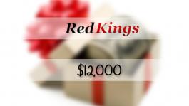 Результаты гонки рейка на RedKings