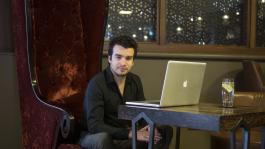 Крис Мурман (фото с официального сайта ChrisMoorman.com)