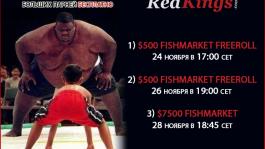 RedKings FishMarket MTT
