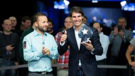 Рафаэль Надаль выиграл свой первый турнир по покеру