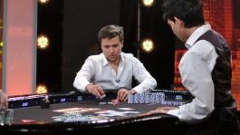 Евгений Тимошенко - чемпион турнира хайроллеров Aussie Millions за $100,000