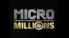 MicroMillions Freerolls for Social Media: 230 билетов (в том числе 30 – на ME) ждут вас!