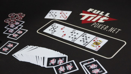 Раздача с Full Tilt Poker Pro Battle: Прохоровский против Алекберовас