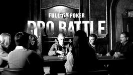 Full Tilt Poker Pro Battle: запись девятого эпизода