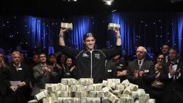 20 величайших покерных фотографий: покер выходит на большую сцену