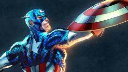 Герои Marvel рубятся на PokerStars