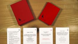 Оригинальные колоды карт: Демоны и Шпионы