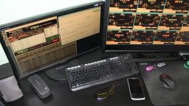 """Промежуточный отчет за этот год. garik_ua [+ на конкурс """"рабочее место покериста""""]"""