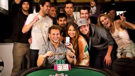 """WSOP 2014: Первый браслет для Кельвина """"cal42688"""" Андерсона и дорогой кэш в Вегасе"""