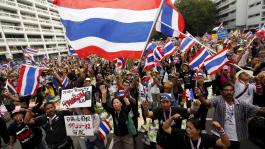 Вся правда о политической ситуации в Бангкоке
