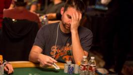 WSOP 2014: ерундовый конфликт между игроками чуть не дошёл до драки