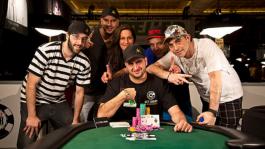 WSOP 2014: Роберт Мизрахи выиграл второй золотой браслет