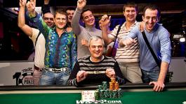 Украинец Игорь Дубинский выиграл золотой браслет WSOP 2014!