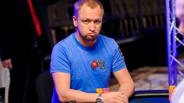 Александр Кравченко больше не является игроком Team PokerStars PRO