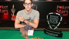 Дэниэл Колман вновь занёс крупный турнир и $1,500,000!